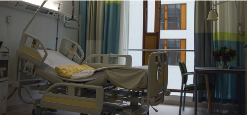 Hospital Bed TouchGuard