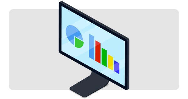 Visualise data with reporting
