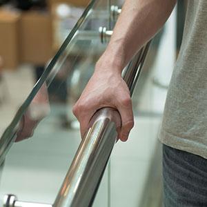 High Touch Handrail