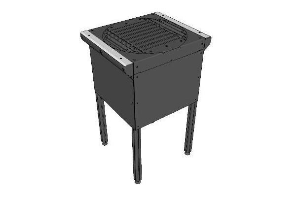 Turn-Table-Drawing