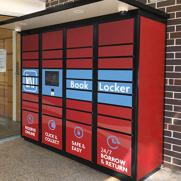 Red-Locker